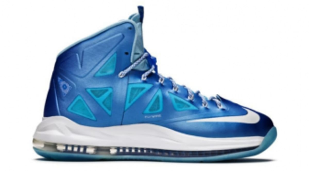 super popular f259b be1d0 Cheap Buy Online Nike Lebron 10 X Sport Pack Blue Diamond Photo