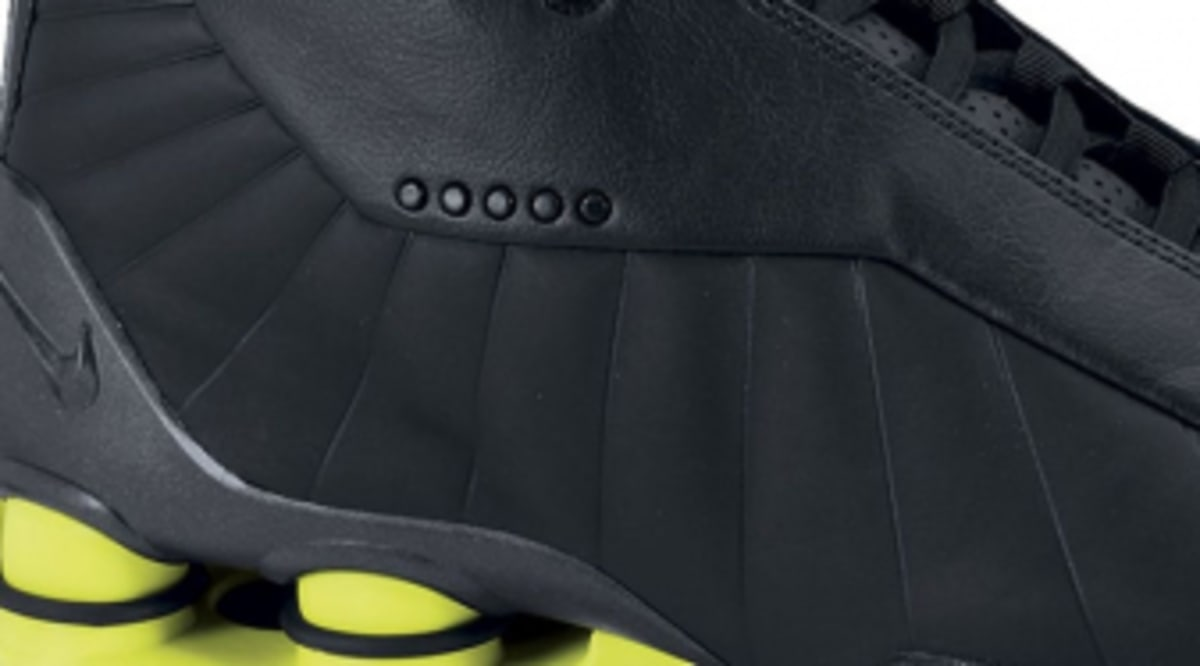 classic 9e755 ded96 Nike Shox BB4 - Black Volt   Sole Collector