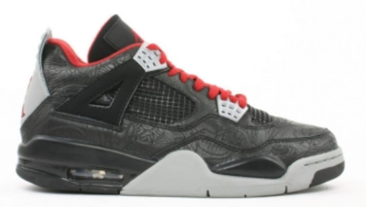 b95f7bdc672d14 The History of Laser Etched Air Jordans