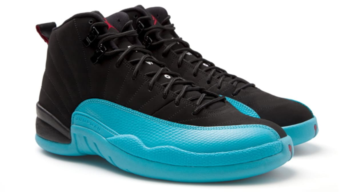 61d72b13166236 Air Jordan 12 Retro  Gamma Blue  - Release Date