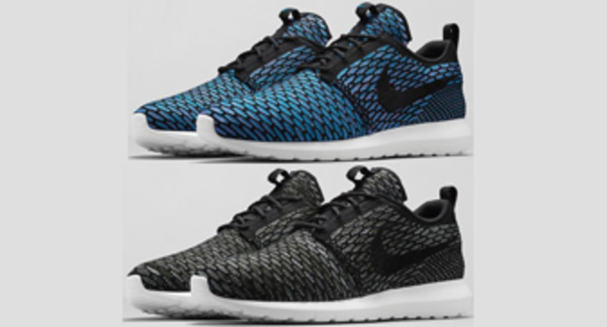 best website 9dfe0 c8439 Flyknit Comes to the Nike Roshe Run   Sole Collector