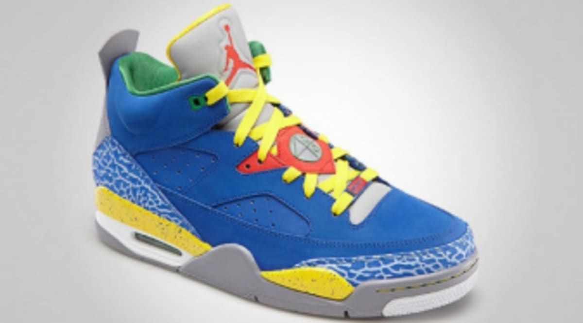 reputable site 72214 3dd19 Jordan Son of Mars Low - Do The Right Thing - Official Photos   Sole  Collector