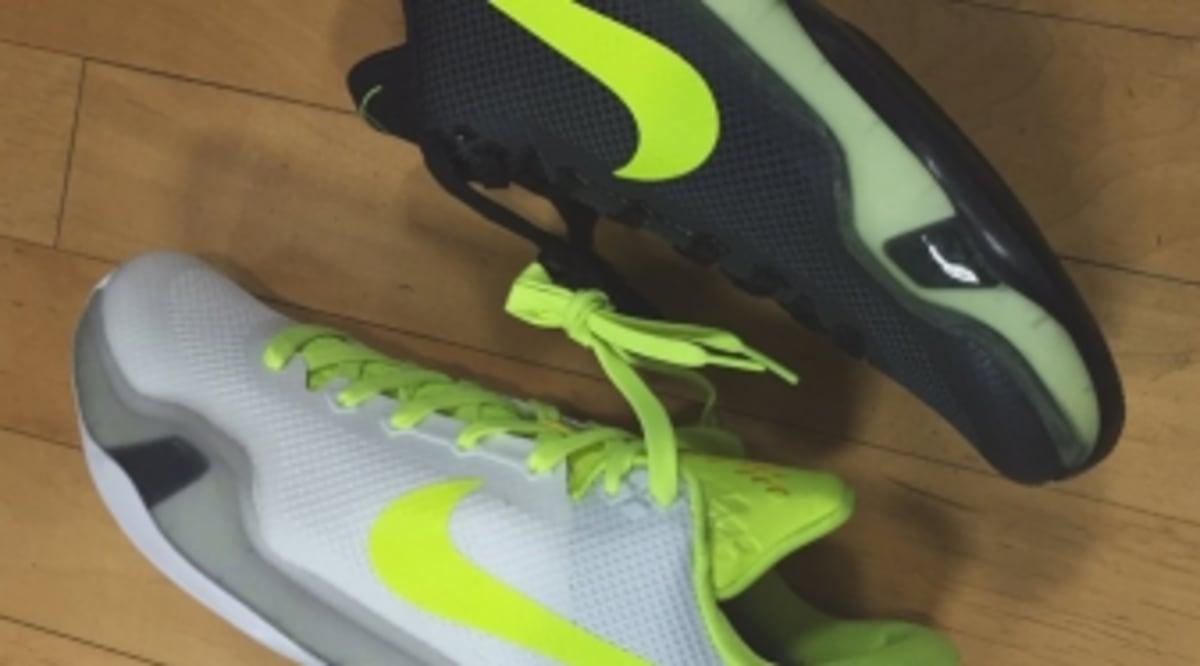 Baylor University Nike Shoes