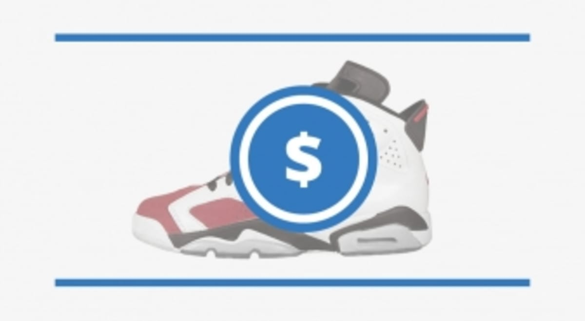 c0c04b88986d The Air Jordan 6 Price Guide