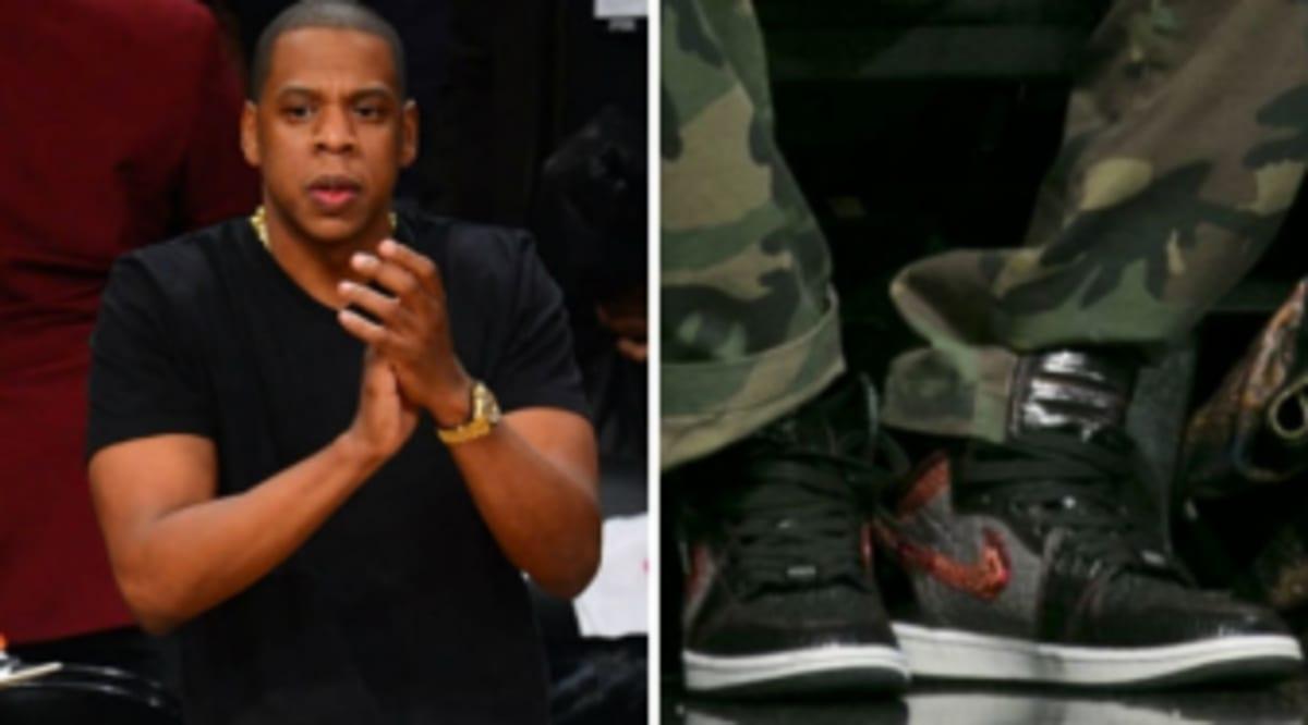 Jay-Z PMK x Air Jordan 1 Brooklyn Zoo  f94d3f662