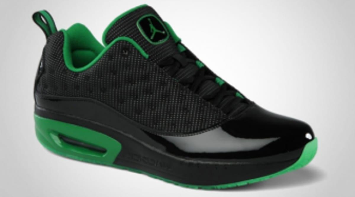 best service e8011 62587 Jordan CMFT Viz Air 13 - Black Green Apple-White - May 2011