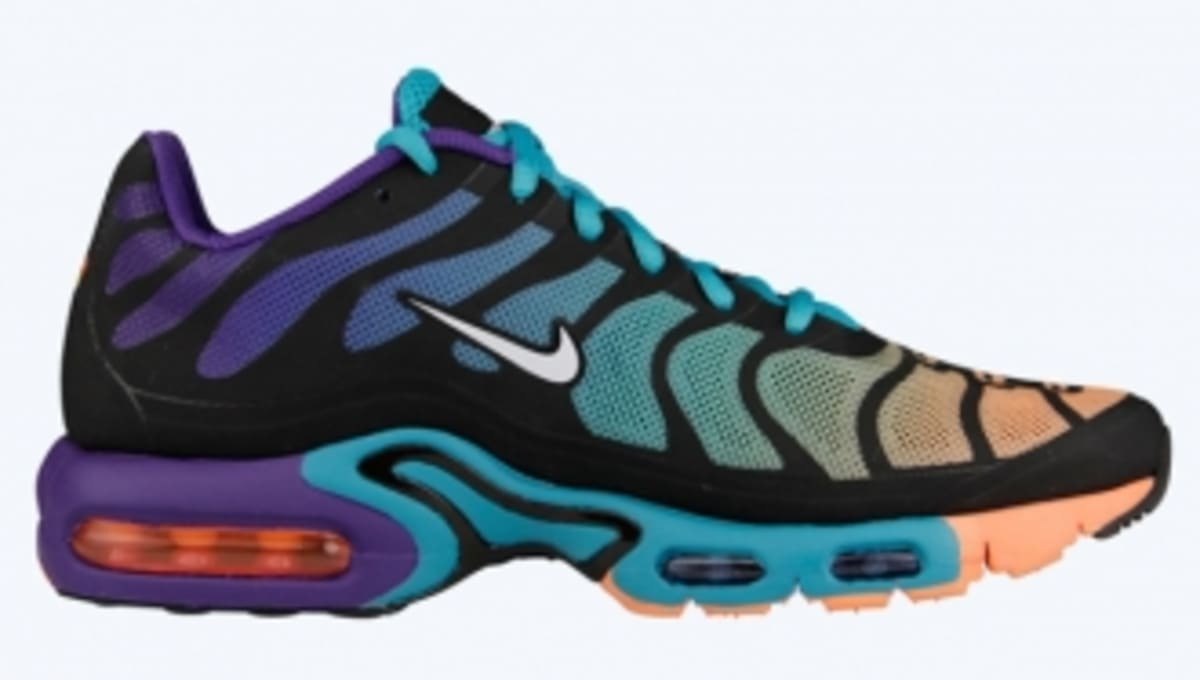 purchase cheap 9c82c fdc6f Nike Air Max Plus - Multi-Color Gradient