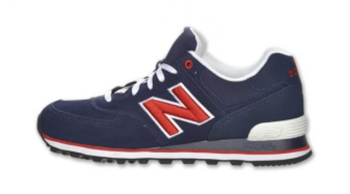 New Balance 574 Quot Boston Red Sox Quot Sole Collector