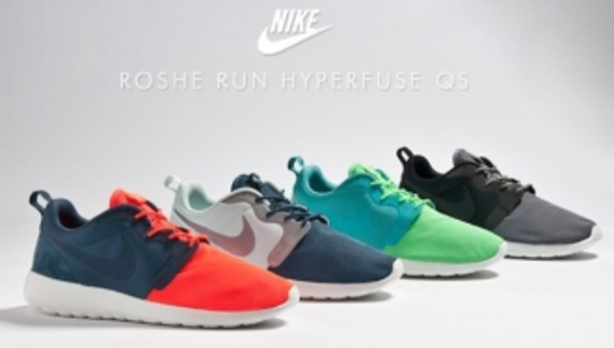 more photos 57029 1a5d5 ... usa nike roshe run hyperfuse qs collection sole collector c10b6 1b464