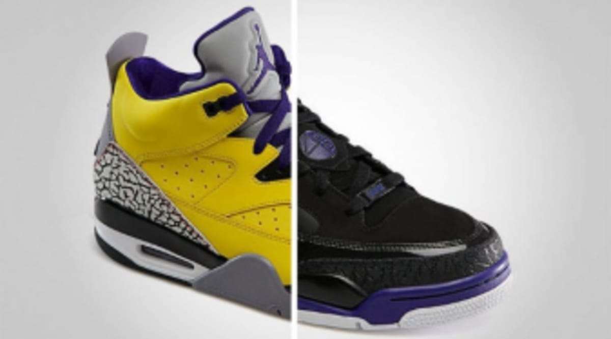 uk availability ab55f b94a0 Jordan Son of Mars Low - April 2013 - Official Photos   Sole Collector