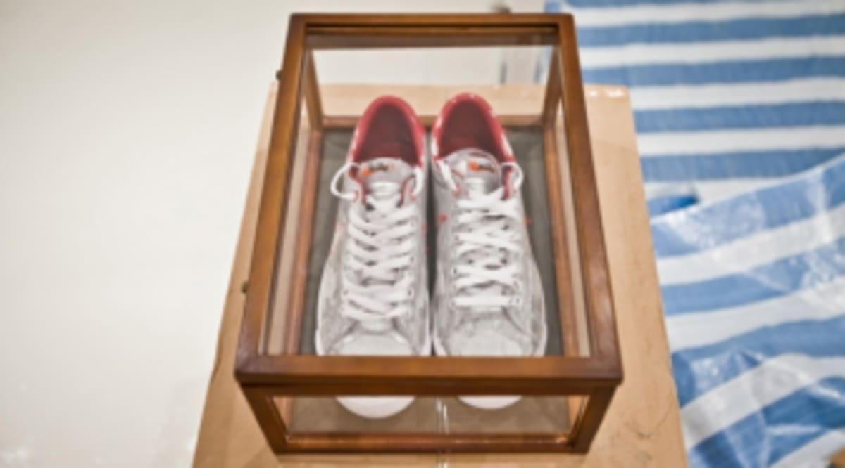 CLOT x Nike Tennis Classic AC TZ - Museum Edition  5aa6827a1dd5