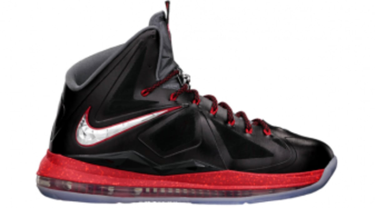 """Is 350 F Sport >> Nike LeBron X+ """"Pressure"""" Now Available 