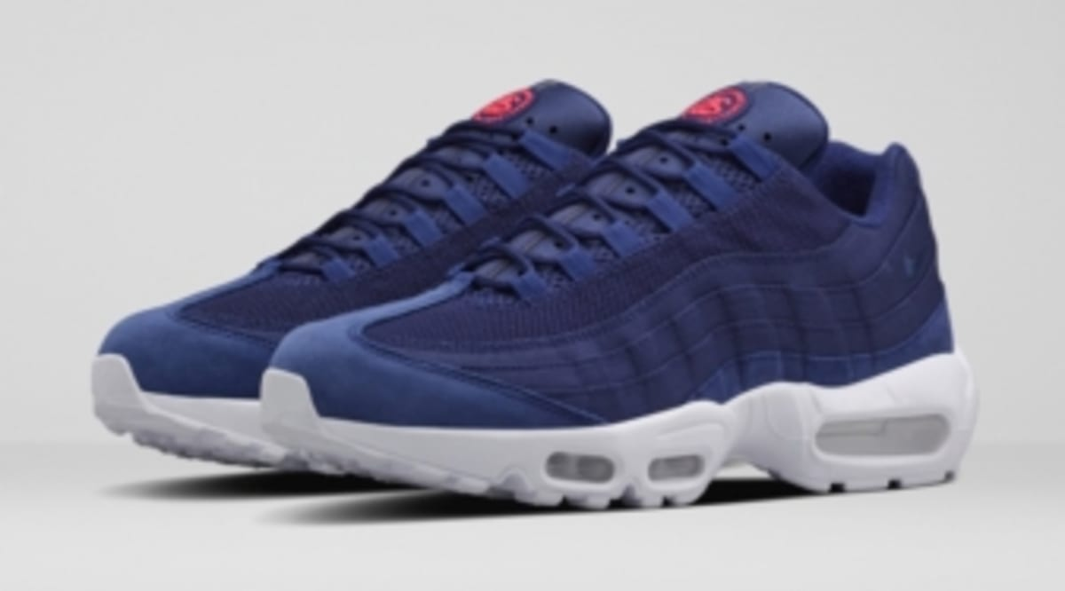 8ef4718a51db Get a Full Look at the Stussy x Nike Air Max 95 Trio