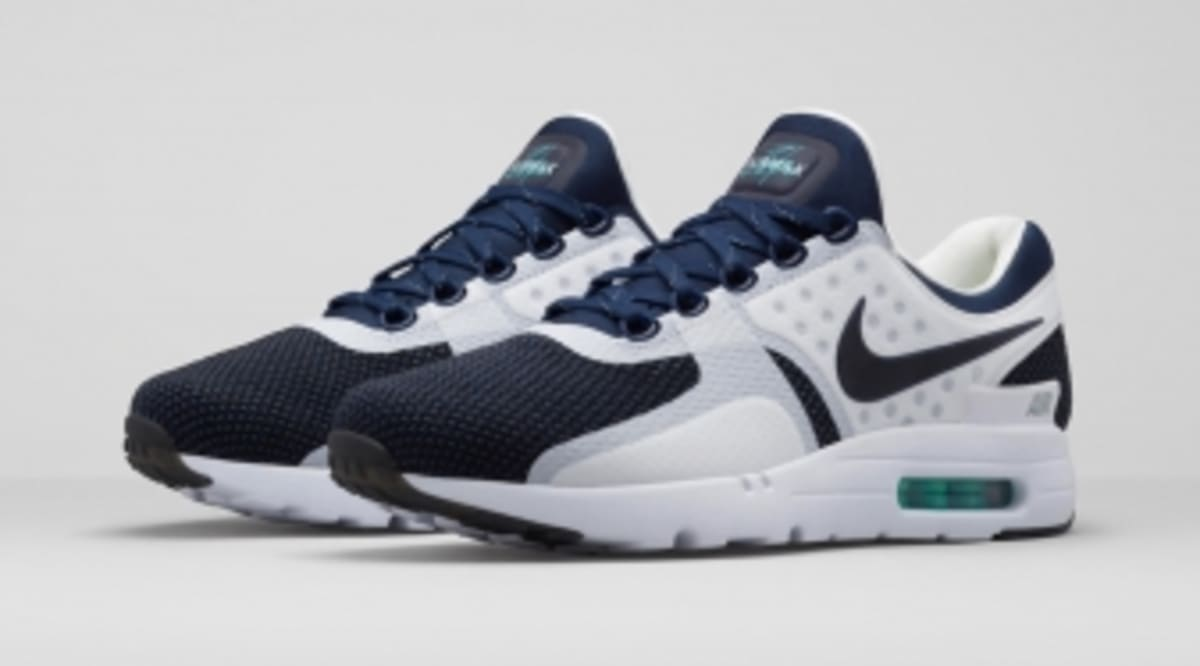 official photos 69b95 afeb7 Nike Introduces the Air Max Zero   Sole Collector