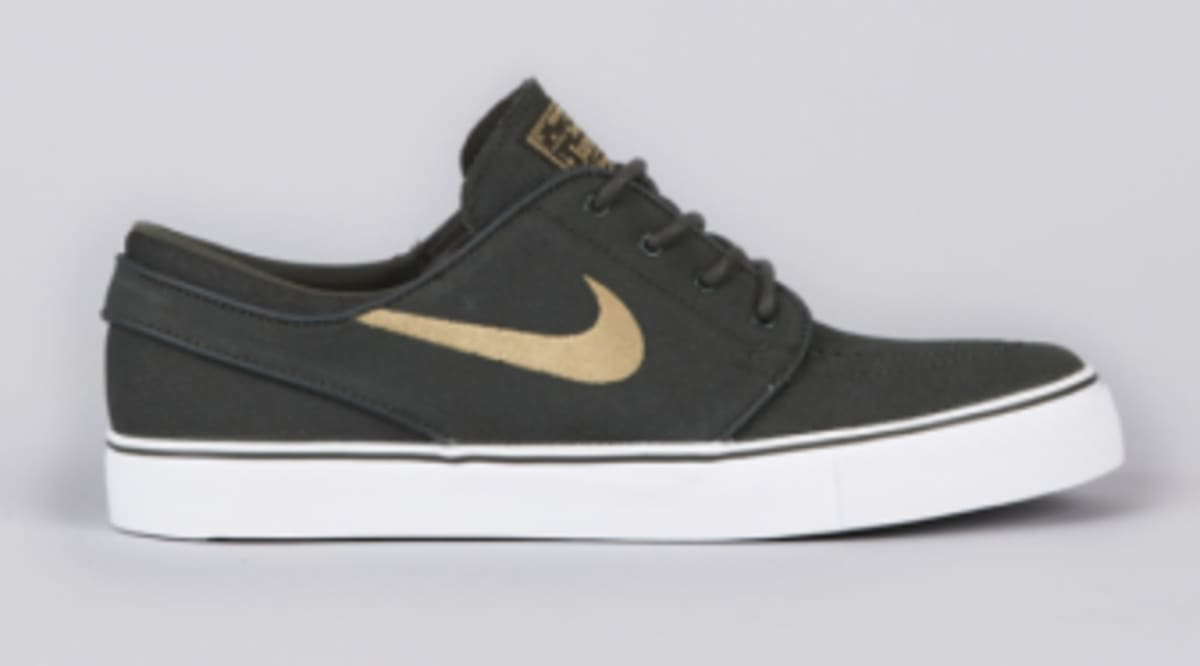 low priced aa07d 66dce Nike SB Zoom Stefan Janoski - Sequoia   Filbert   Sole Collector
