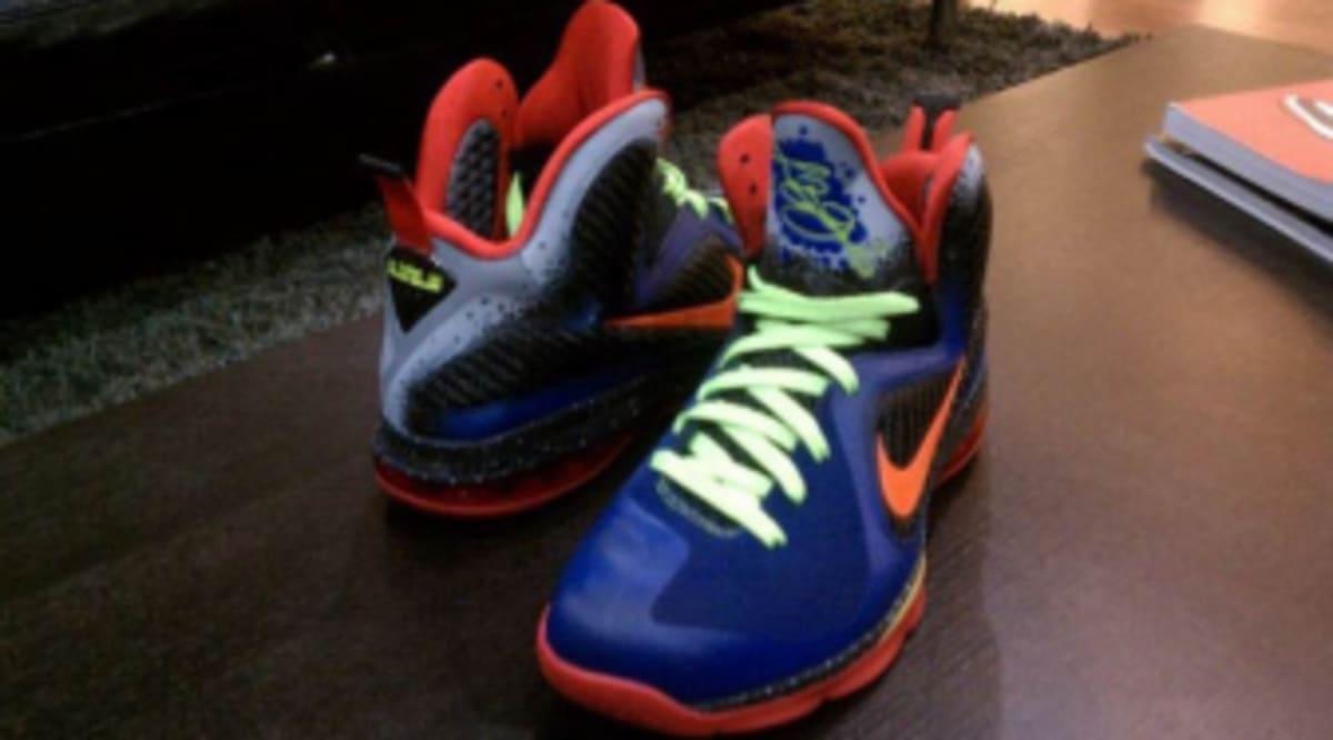 pretty nice 56b1b d6e5b Nike LeBron 9