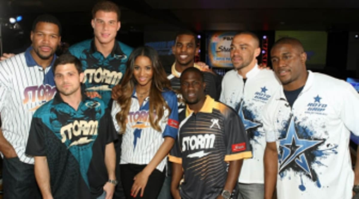 Sneaker Watch 2012 Pba Chris Paul Celebrity Bowling