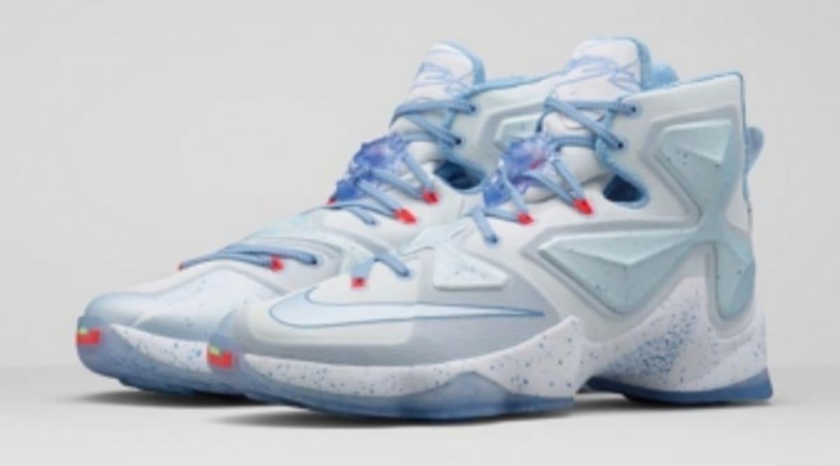 First Look: Nike Basketball\'s 2015 Christmas Pack for LeBron, Kobe ...