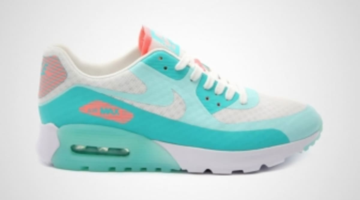 designer fashion 1b64d 48017 This Nike Air Max 90 Is Glowing   Sole Collector