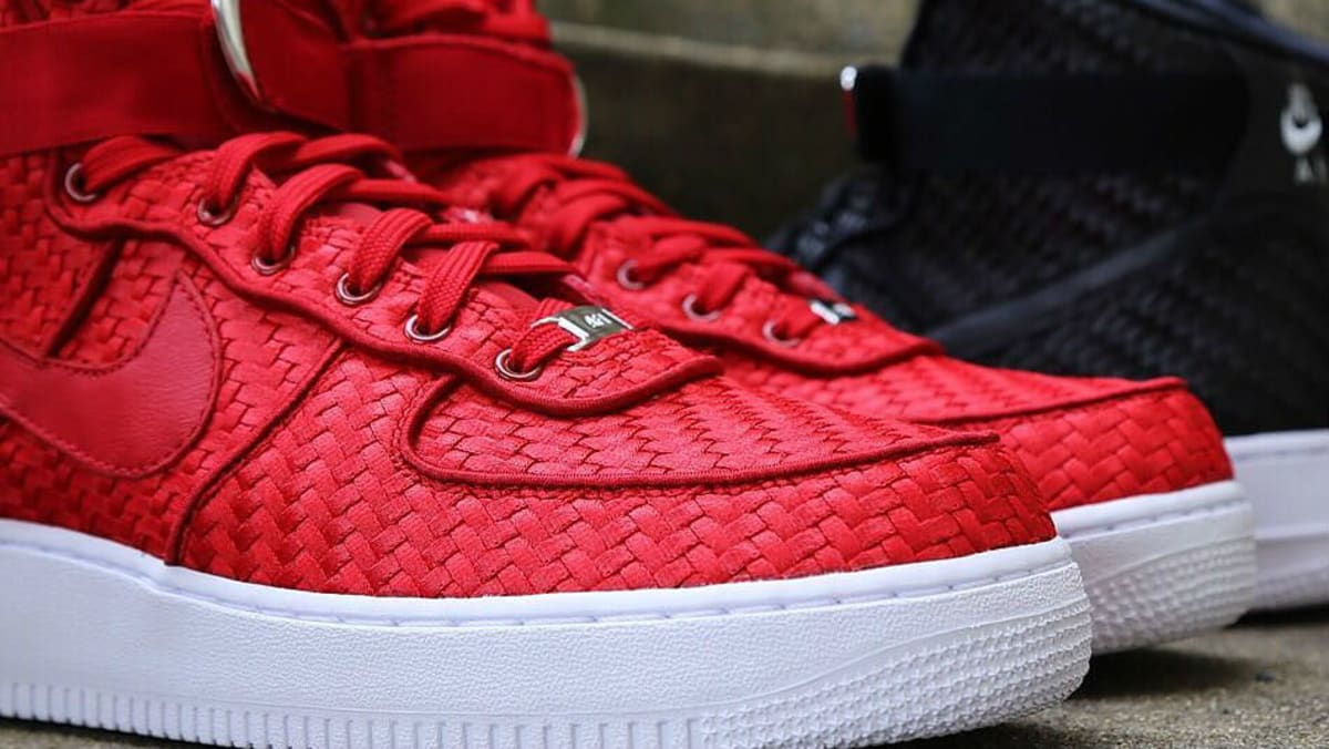 Release Date / Nike WMNS Air Force 1 Low