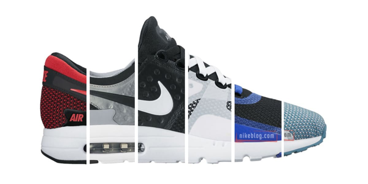 84817e324aac Nike Air Max Zero 2016 Fall Holiday General Release