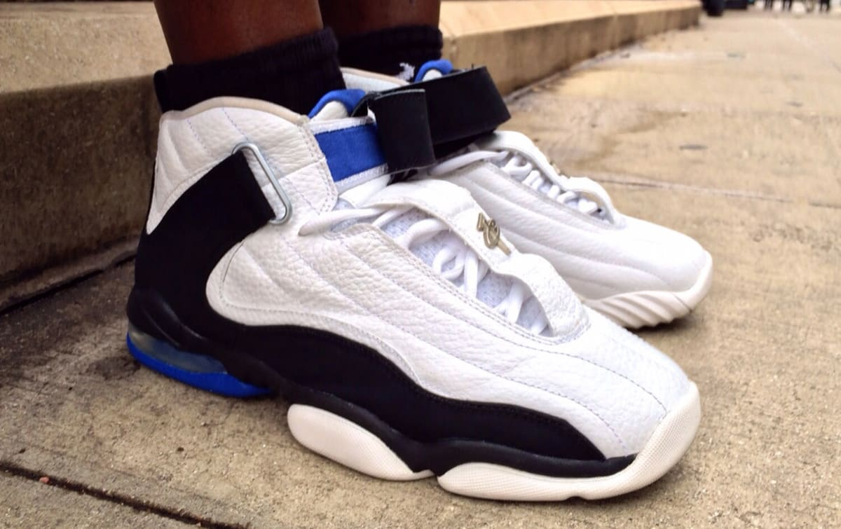 reputable site c0a14 c8b78 ... reduced nike air penny 4 sole collector c278a dcec4