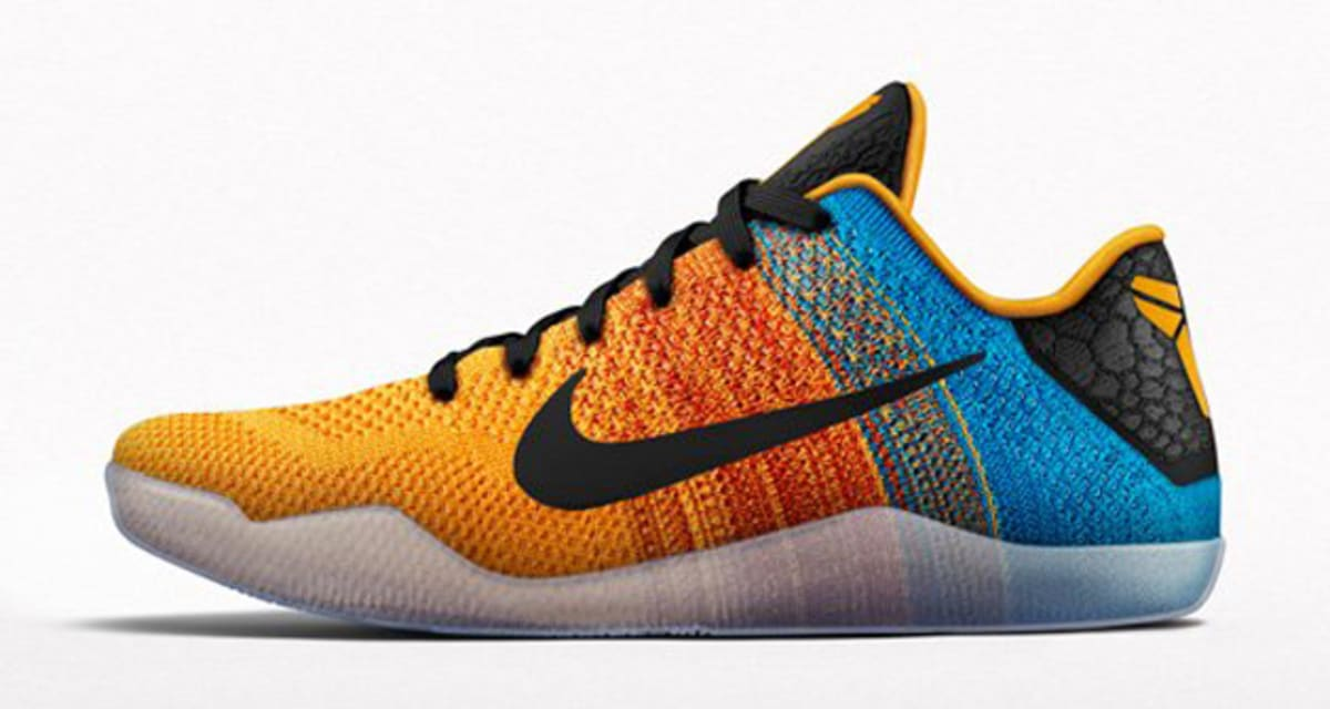Nike Lets Kobe Bryant Ride Off Into the Sunset