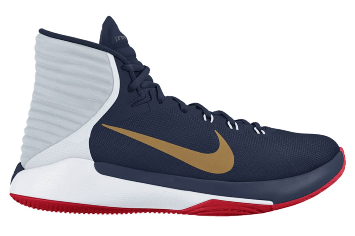 f293bad15a04 Nike Prime Hype DF 2016 USA Summer Olympics 2016