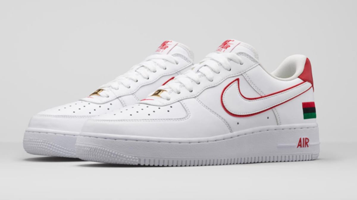 quality design 8dfc3 9037a Nike Re-Releasing 2,000 Pairs of the 'BHM' Air Force 1s from 2005 ...