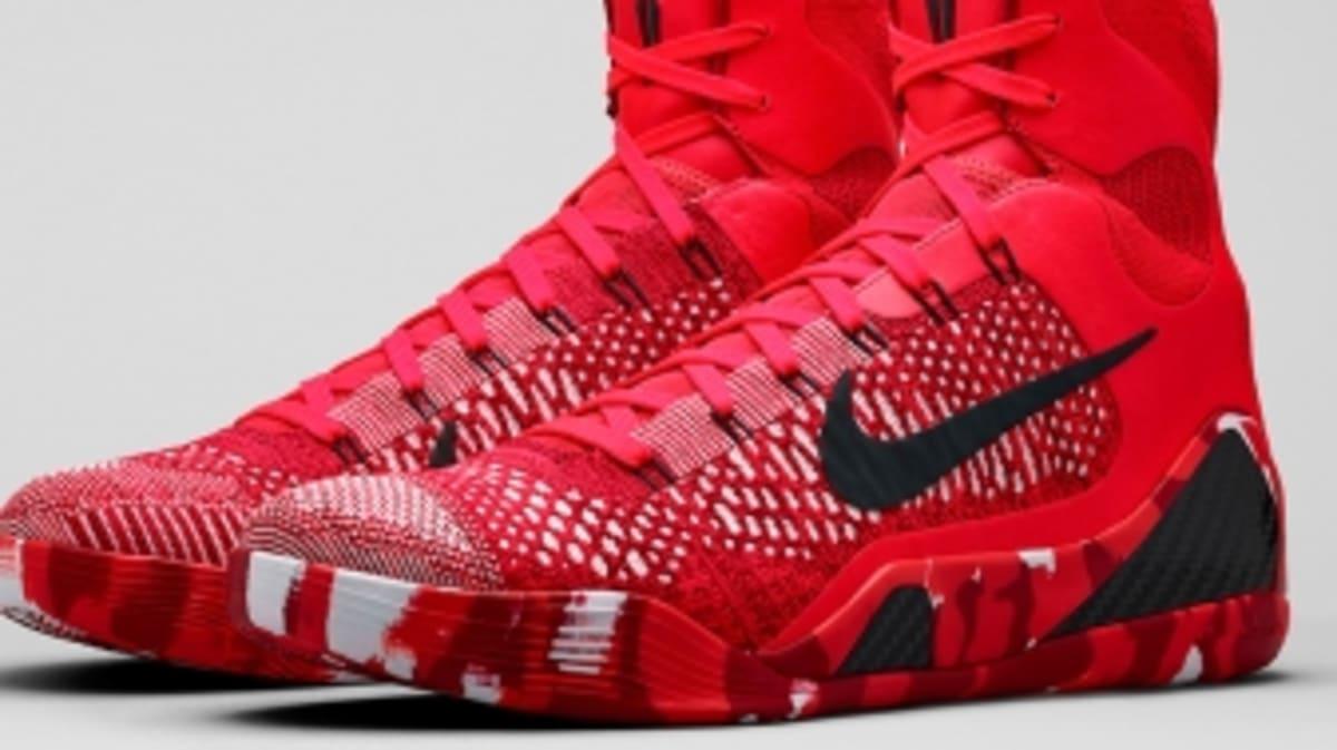 Release Date: Nike Kobe 9 Elite Christmas | Sole Collector