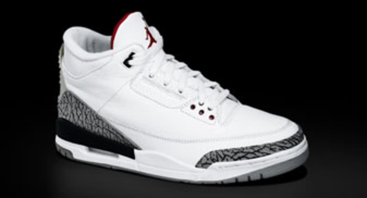 san francisco 576db d22ff Air Jordan 3  The Definitive Guide to Colorways   Sole Collector