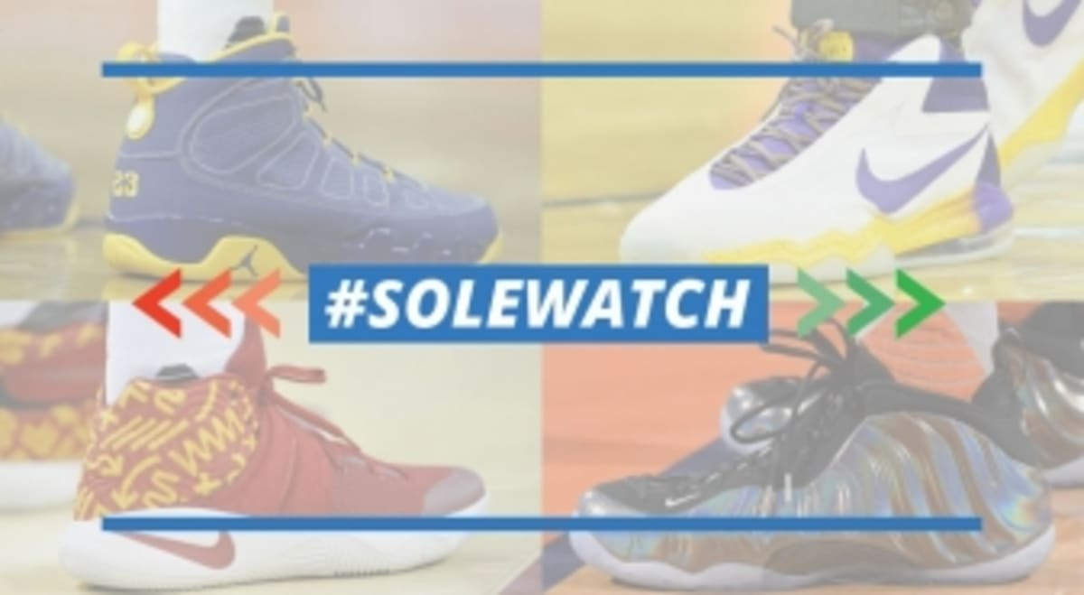 more photos 766f8 5aabe  SoleWatch  NBA Power Rankings for February 14   Sole Collector