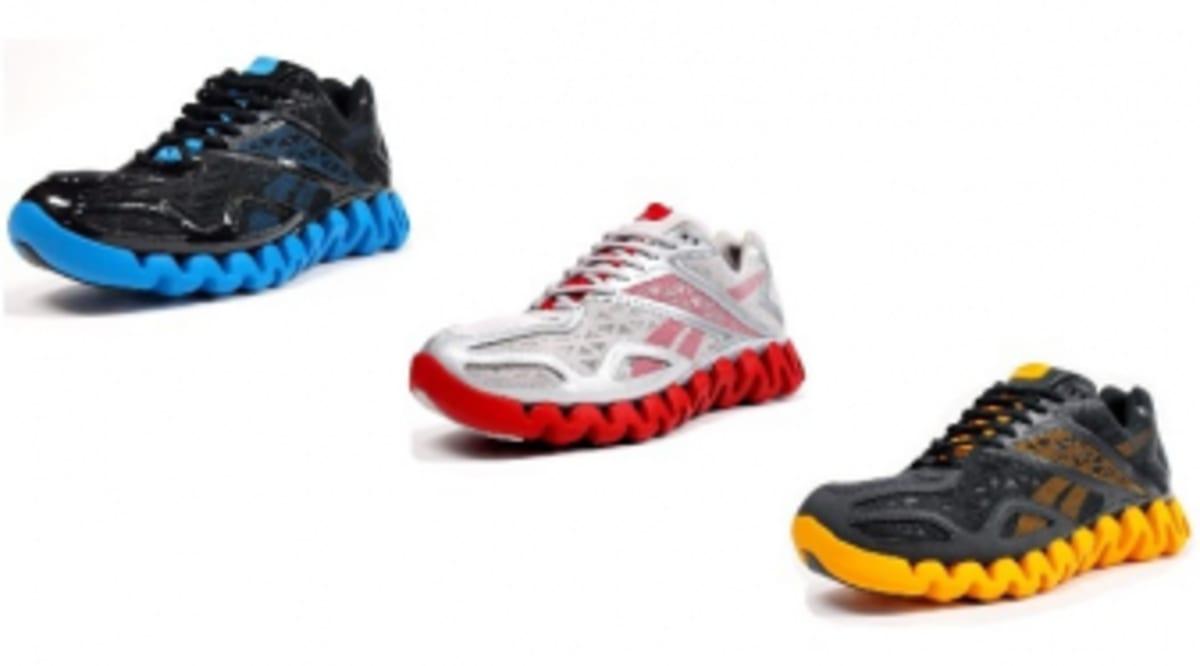 new arrivals de902 6b918 First Look  Reebok Zig Sonic Running Shoe