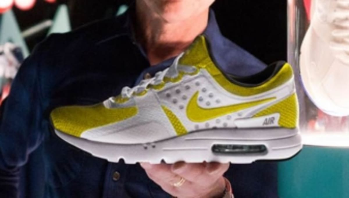 official photos b79f0 7d7fc First Look at a New Air Max Zero Colorway   Sole Collector