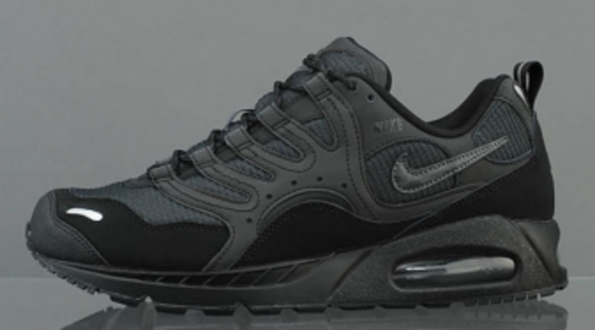 16114025cfdf Nike Air Max Humara - Black Anthracite