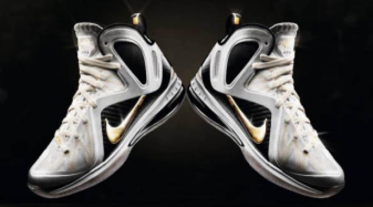 new product 791d3 7b89a Nike LeBron 9 Elite Home