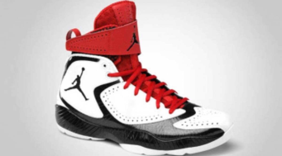 87aac480c382 Air Jordan 2012 E - White Black-Varsity Red - Official Images