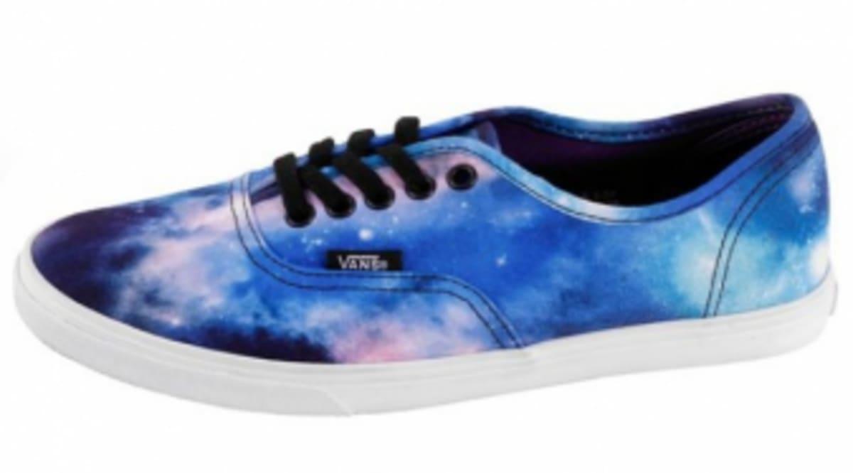 Vans Authentic Lo Pro Cosmic Galaxy   Sole Collector