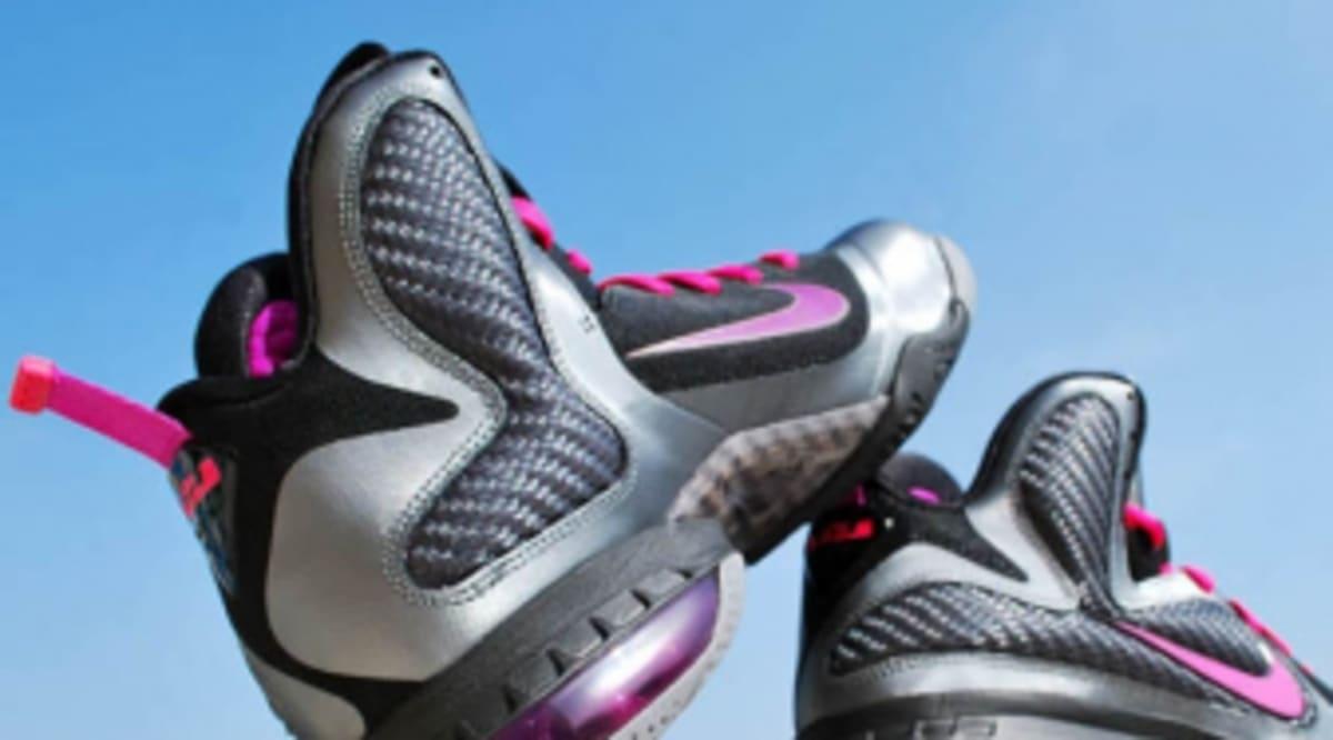 sports shoes 02243 fea84 Nike LeBron 9 -