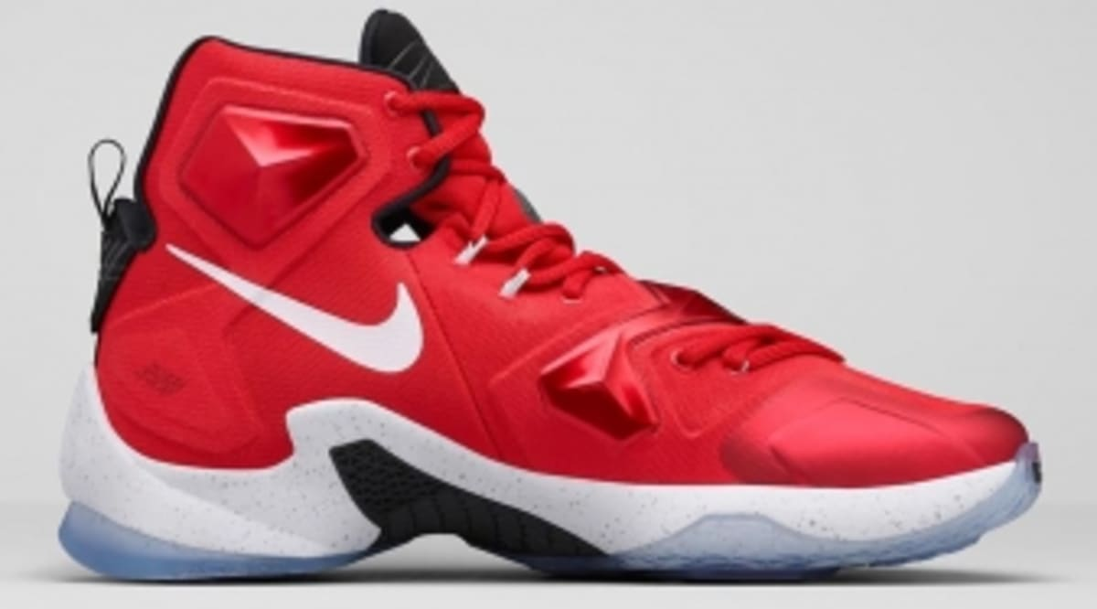 premium selection de2b2 a817a This Nike LeBron 13 Has Been Pushed Back   Sole Collector
