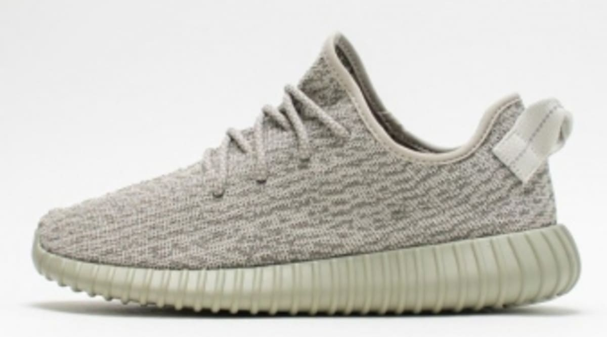 a1d5aa1bd406b The  Moonrock  adidas Yeezy 350 Boost Release Is Just a Week Away ...