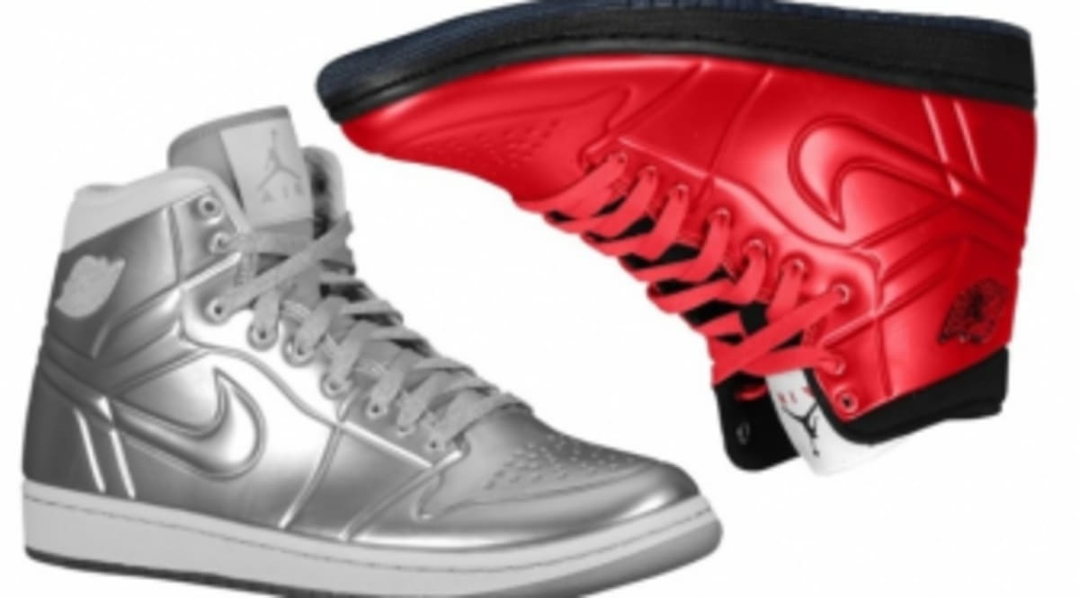 check out 98a82 4ac27 ... coupon code air jordan 1 anodized varsity red silver sole collector  02a15 e85c6