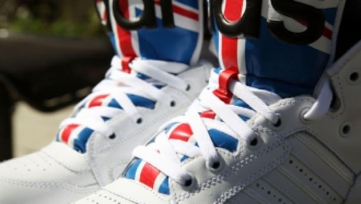 huge discount 37998 dc6ae adidas Originals JS Instinct Hi  Union Jack    Sole Collector