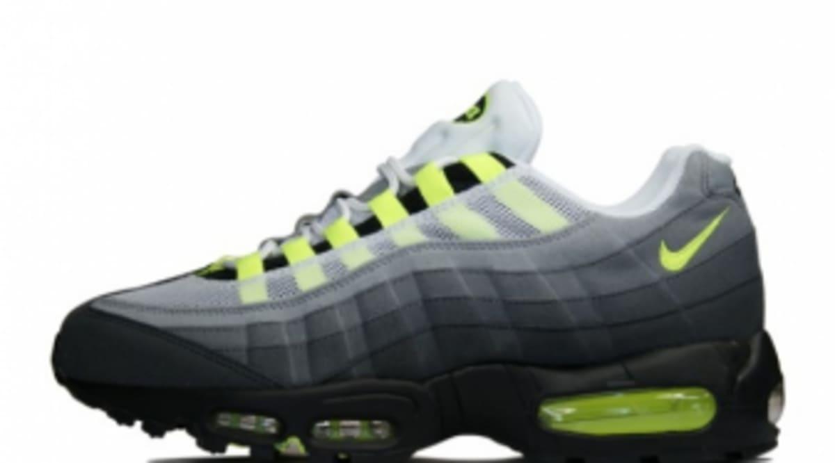16d84d21034c2 Nike Air Max 95 OG - Neon - January 2013