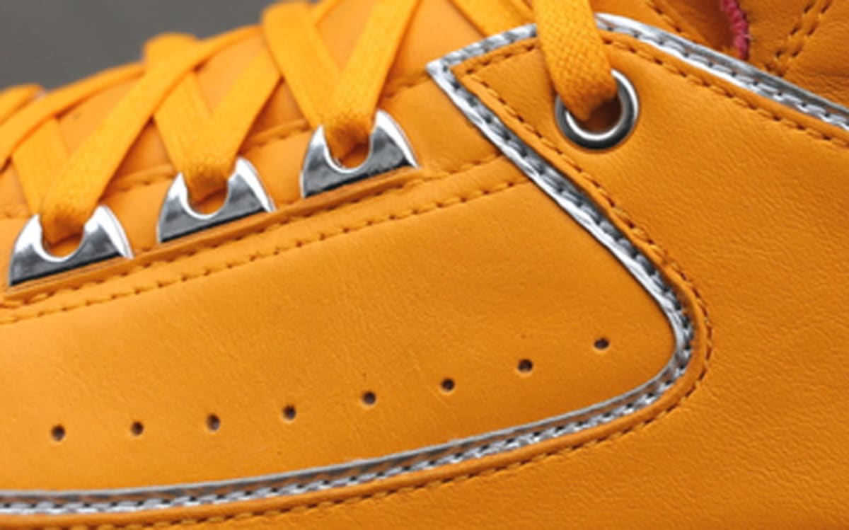 7b7c9e71364e4d ... PENSOLE x AirJordan II These Unreleased Jordans Look Like a Pencil ...