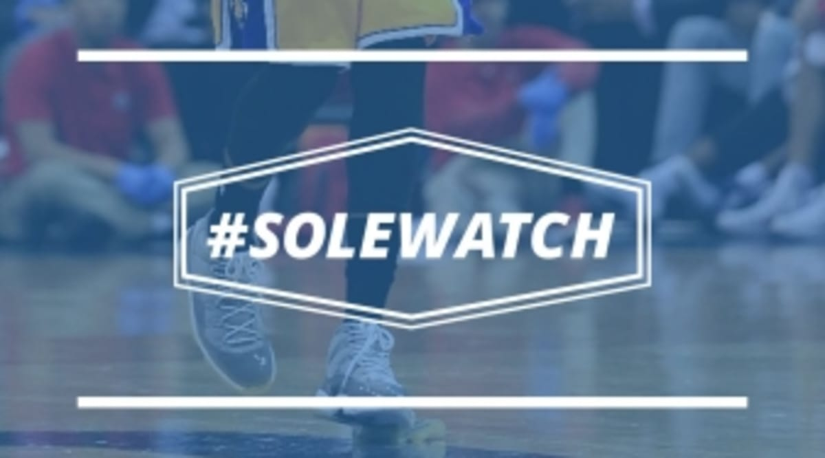 SoleWatch  Nick Young Blew The Sole of His Air Jordan 11 87514489dd1d