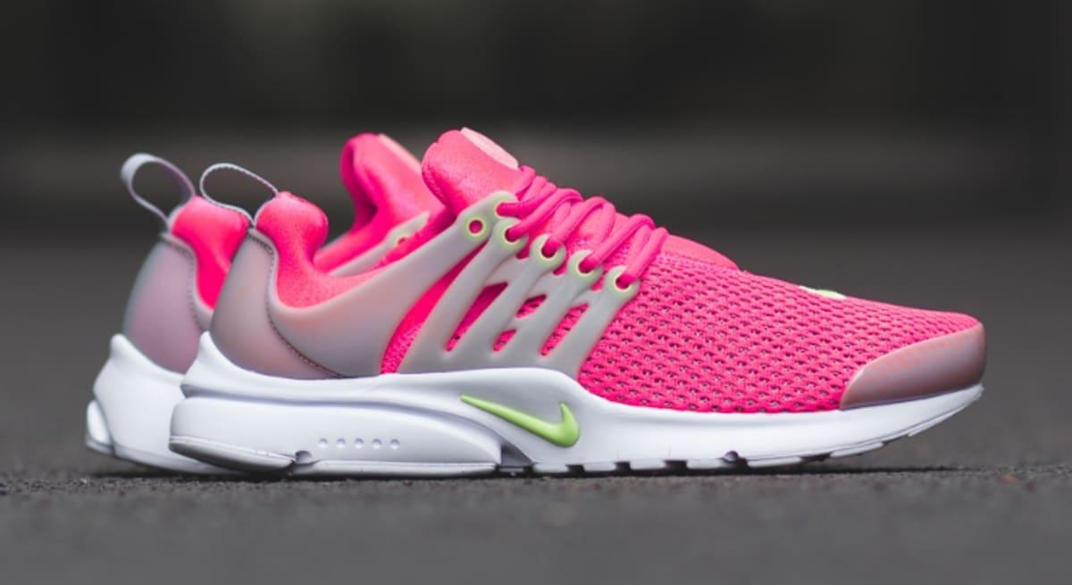 Pink Nike Air Presto | Sole Collector