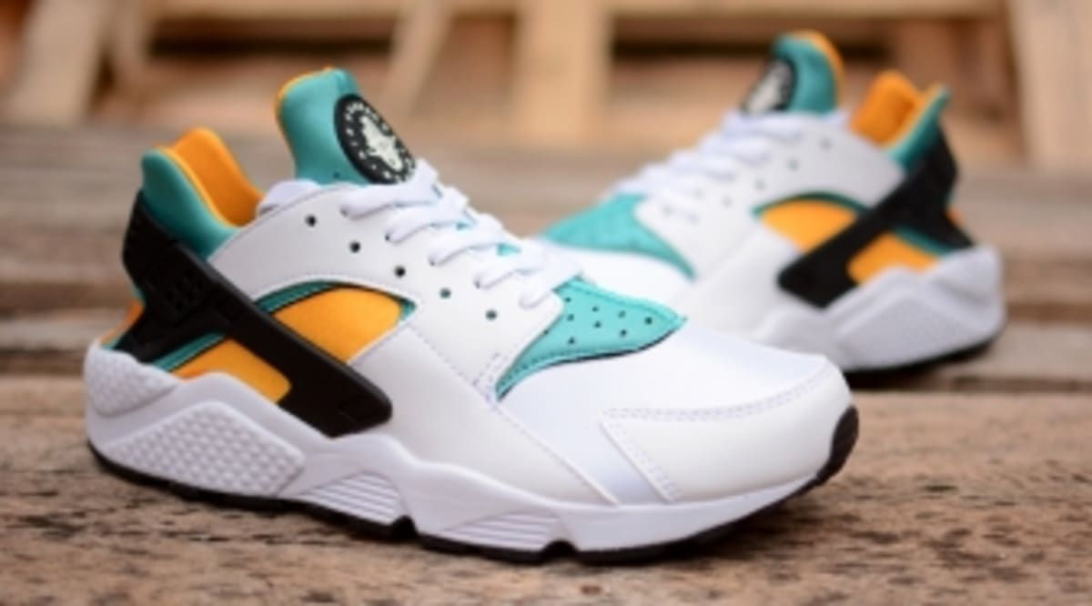 new products 69d85 fdf6f Nike Answers Huarache Fans Prayers Again  Sole Collector