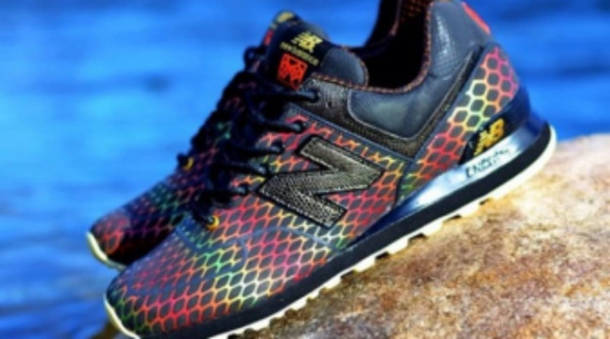 watch 71408 084fe New Balance 574 - Year of the Snake   Sole Collector