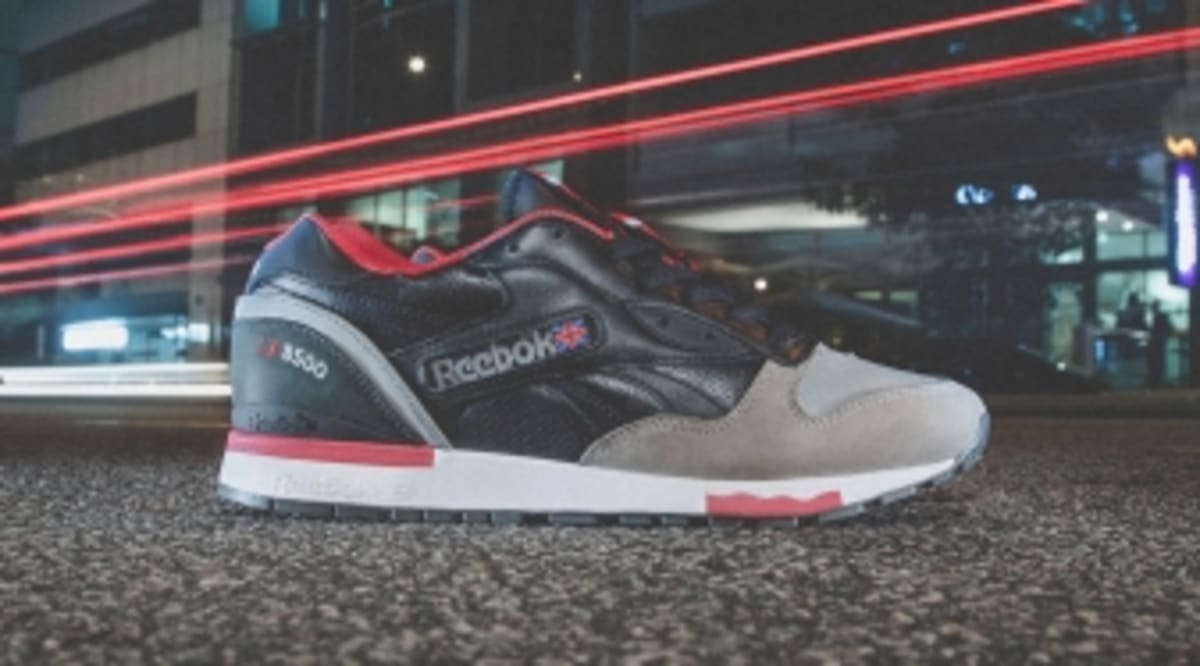 newest 776b2 152bd The Highs and Lows x Reebok LX 8500 Release Is Here   Sole Collector